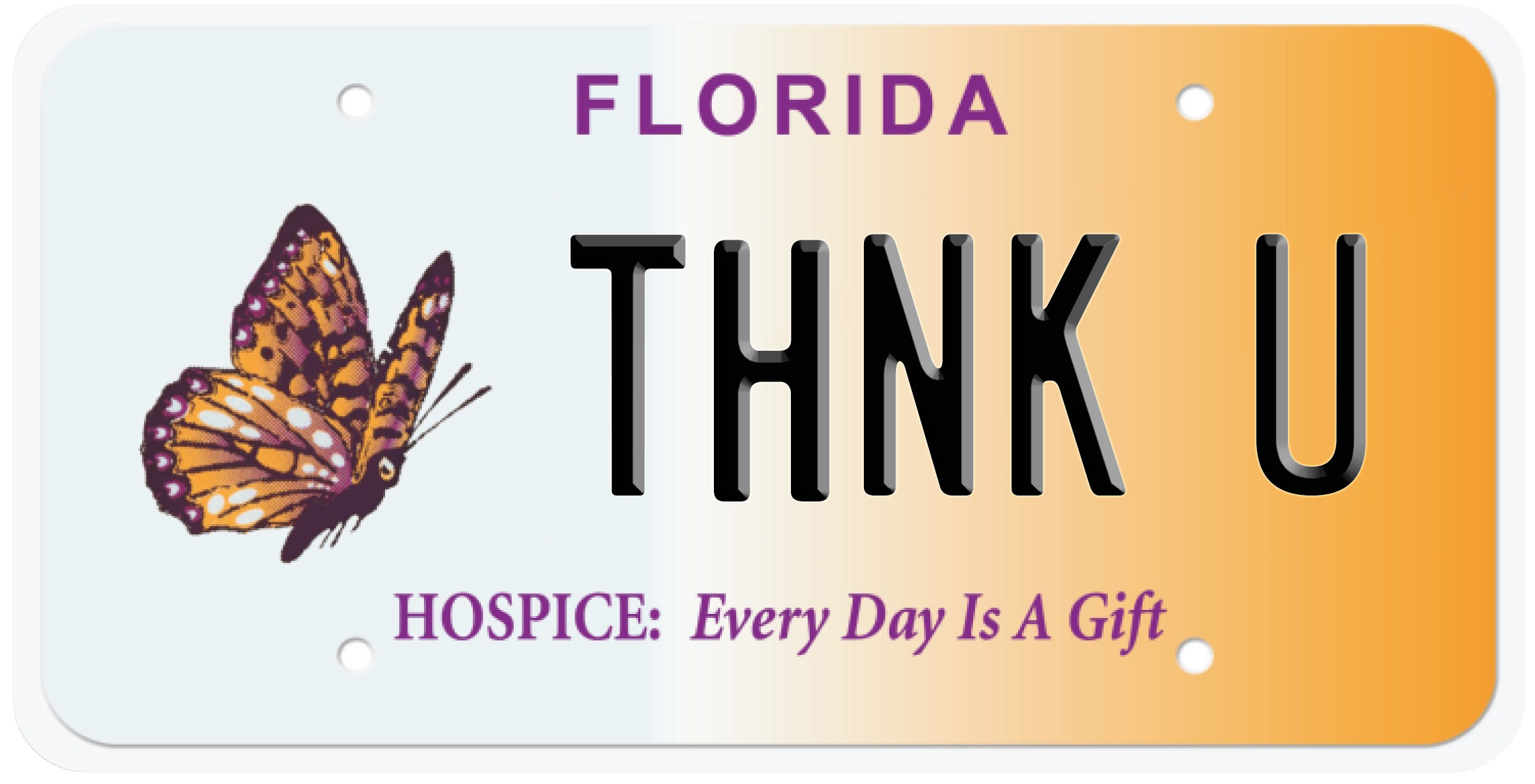 Hospice Plate Image