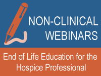 Non-Clinical Hospice Education