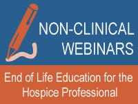 Non-Clinical Hospice Education